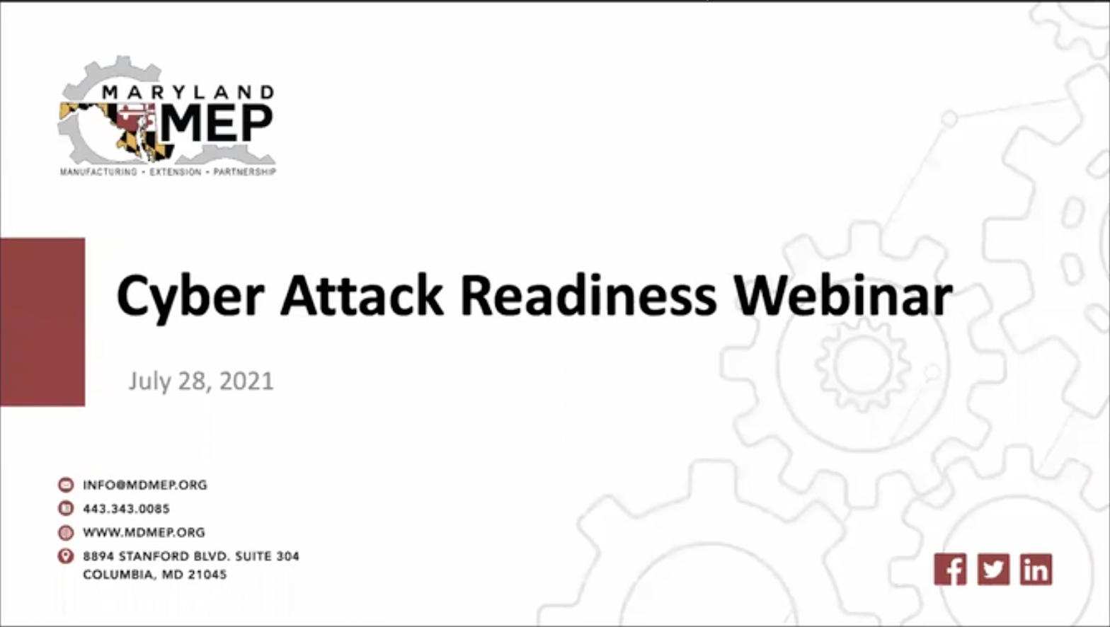 CyberAttackReadiness