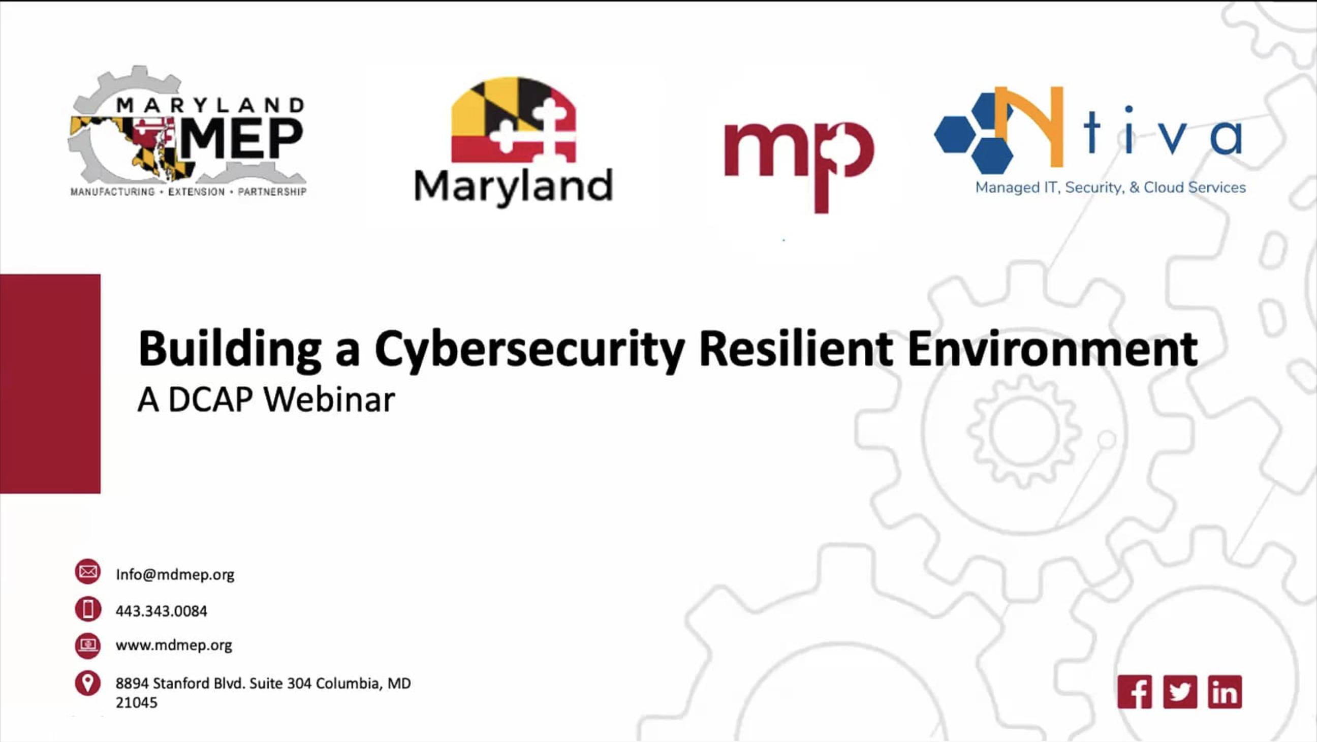 DCAP-CyberResiliency